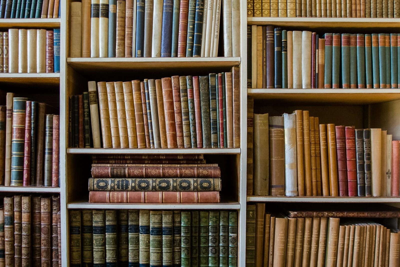 本と人が好き!通信制大学を活用して図書館司書になる!