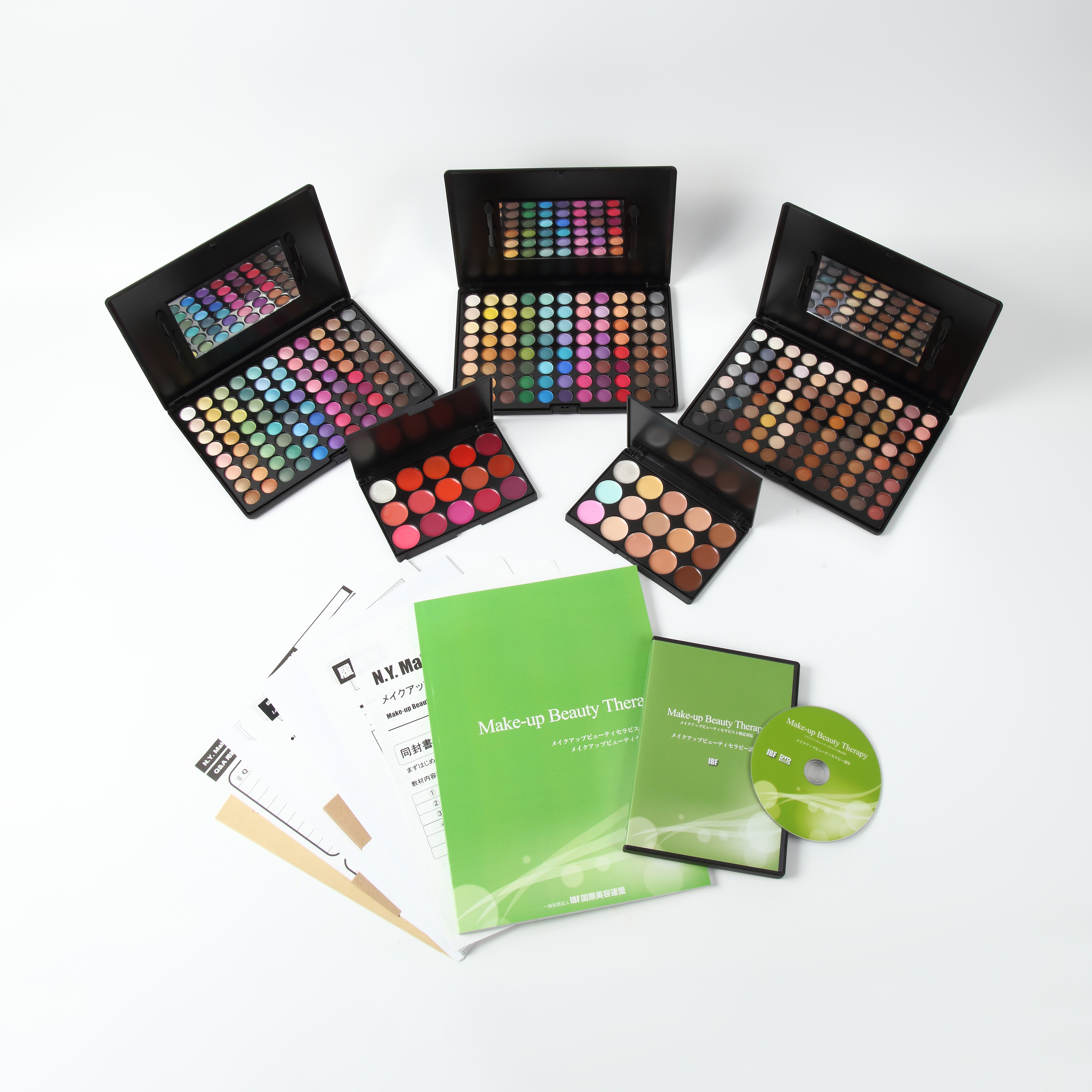 N.Y.Make-up Academy[IBF認定メイクアップビューティセラピー講座] の特徴 3