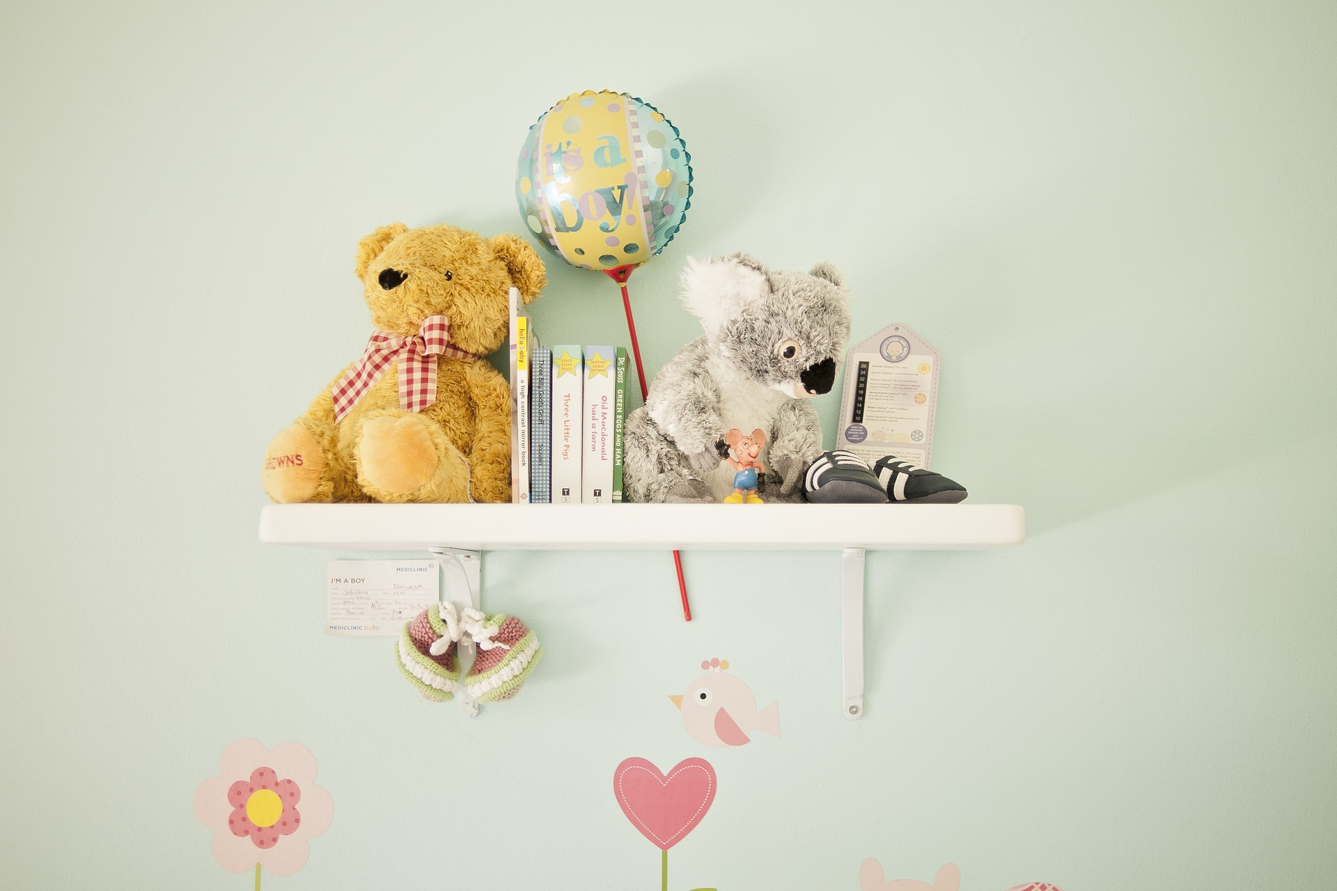 nursery-decoration-1963815_1920